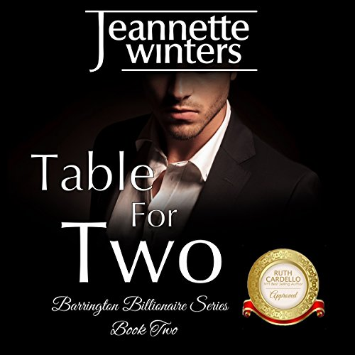Table for Two audiobook cover art