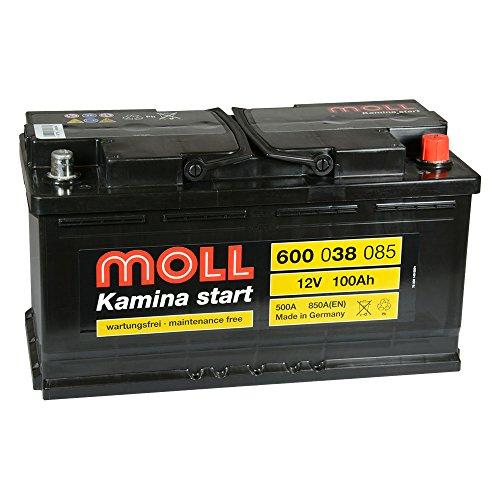 Moll Kamina Start 600 038 085 12V 100Ah
