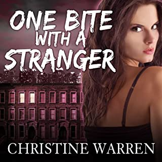 One Bite With a Stranger audiobook cover art