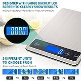 Zoom IMG-2 vecoor bilancia cucina digitale da1g