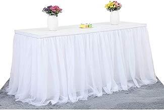 Mantel de mesa para fiestas, banquetes de boda, decoraci?n del hogar, a prueba de arrugas, para fiestas de Navidad