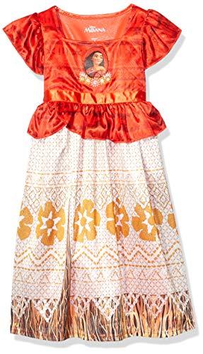 Disney Moana Fantasy Gown Pajama (Little Girls & Big Girls)