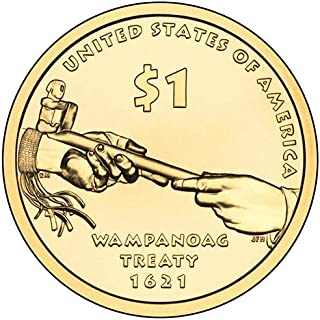 wampanoag treaty dollar
