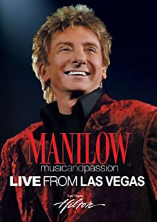 barry manilow gifts uk