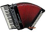 Borsini Acordeón, Vienna K11, Super Compact, instrumento de exposición.