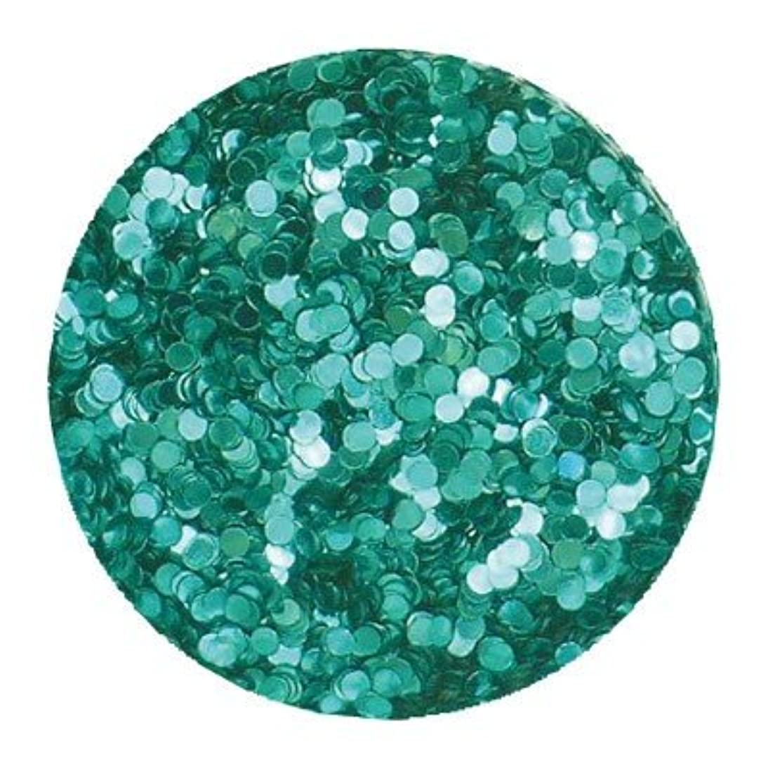 木曜日ぞっとするようなダーベビルのテスエリコネイルメタリックブルーグリーン1mm