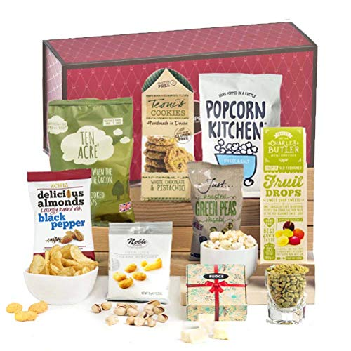 Hay Hampers -Gluten Free But Great for All Hamper Gift Box