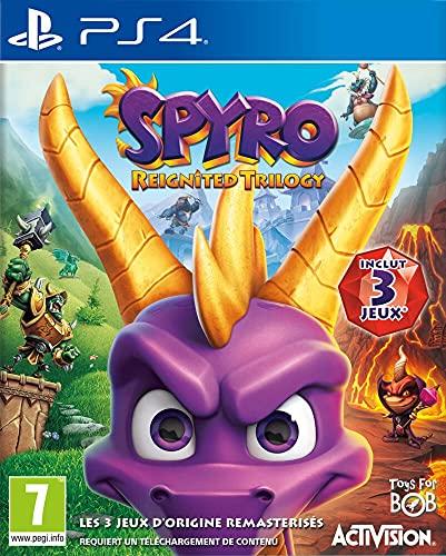 Spyro Reignited Trilogy - PlayStation 4 [Edizione: Francia]