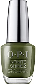 OPI Infinite Shine, Green Shades