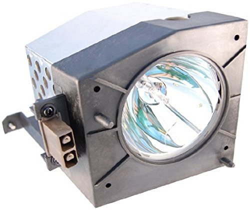 46HM95 Toshiba DLP Projection TV Lamp Replacement. Projector Lamp Assembly with Original Phoenix Bulb Inside.