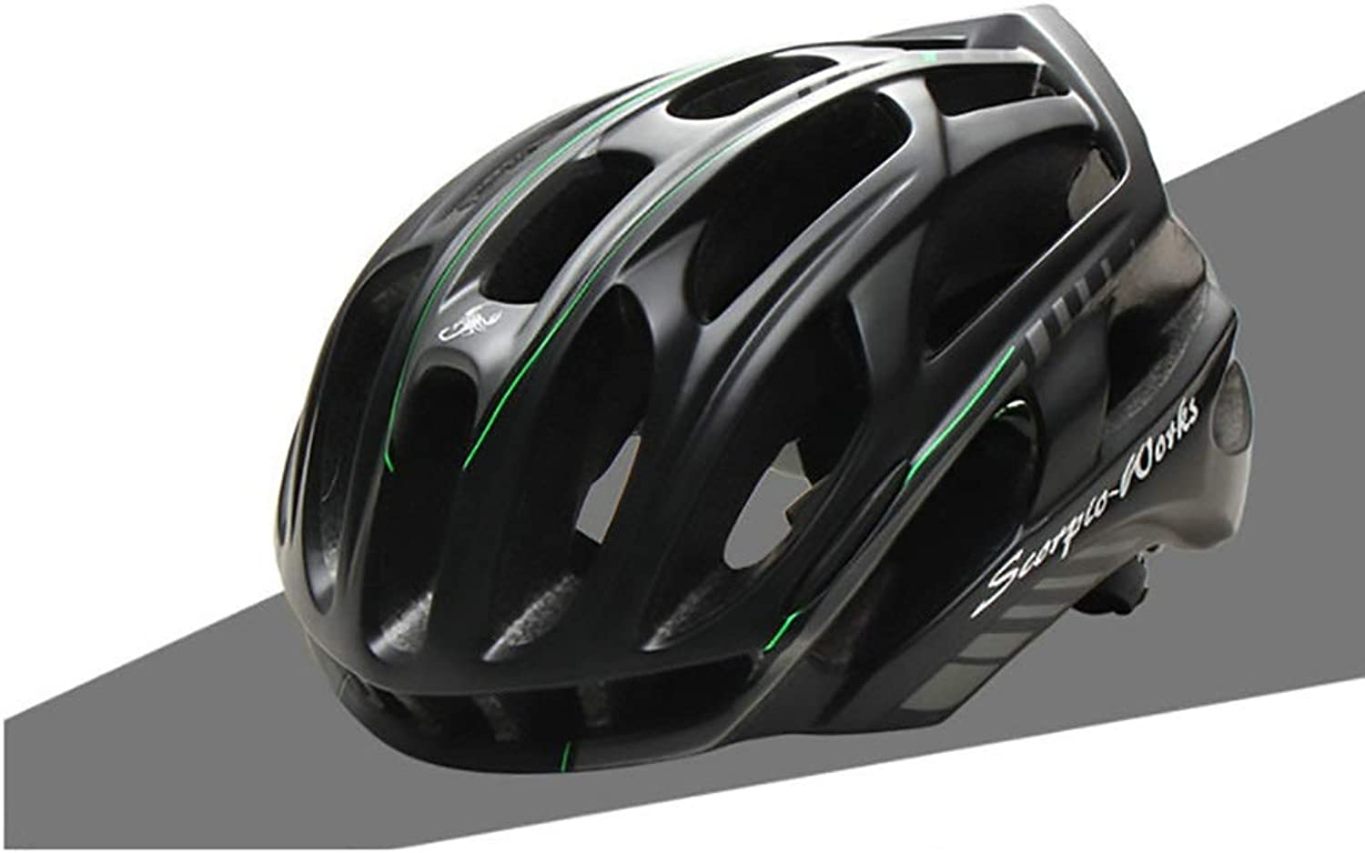 Songlin@yuan Matte PC Case Bicycle Helmet Cycling Helmet Cycling Mountain Bike Safety Helmet Outdoor Cycling Equipment Electric Vehicle Helmet Motorcycle Helmet Predection
