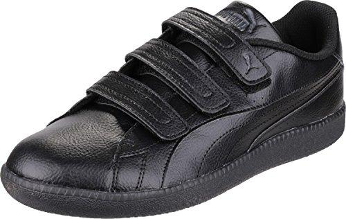 Puma BTS Klettband Jungen Schuhe - Mädchen', Schwarz, EU 32