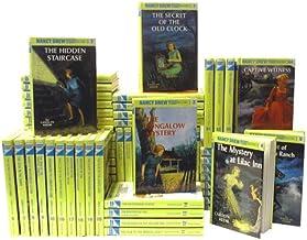 Nancy Drew Complete Series Set, Books 1-64
