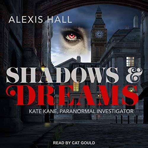 Couverture de Shadows & Dreams