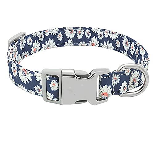 Me Plus Nivel de Perro Nylon Cuello de Cuello para Perros para un pequeño Gran Perro Pit BullbullDogBeagle Collar