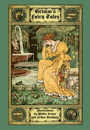 Grimm's Fairy Tales 1909115835 Book Cover