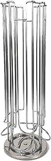 Decdeal Soporte Giratorio para C/ápsulas de Caf/é 24 Estante de Almacenamiento en Estante