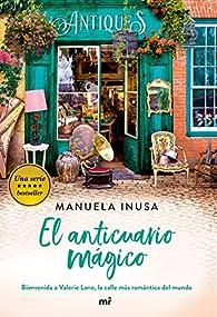 El anticuario mágico par Manuela Inusa