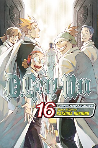 D GRAY MAN GN VOL 16 (C: 1-0-1)