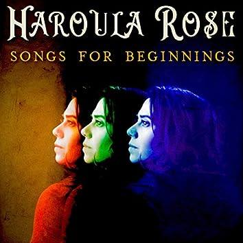 Songs for Beginnings