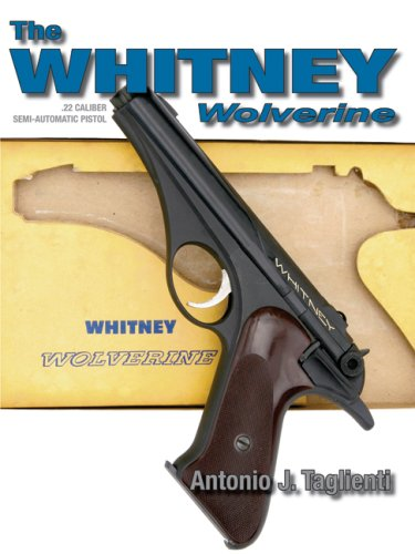 Title: The Whitney Wolverine 22 Caliber SemiAutomatic Pis