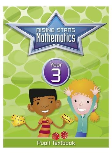 Rising Stars Mathematics Year 3 Textbook