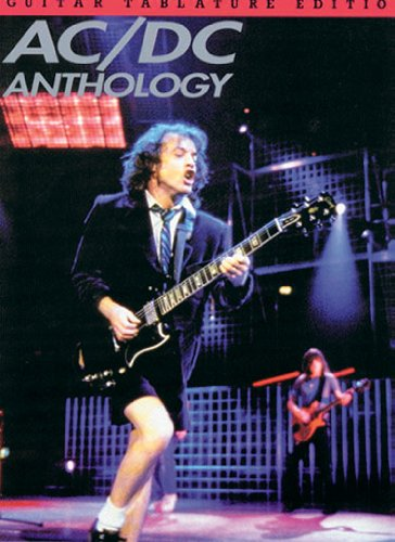 Partition : AC/DC tab anthology