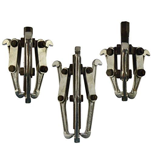 AB Tools-Neilsen Extractor de 3 Patas Extracción del cojinete del Cubo de la Herramienta de la polea Set 3