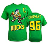 Mad Brothers #96 Charlie Conway Mighty Ducks Movie t-Shirt