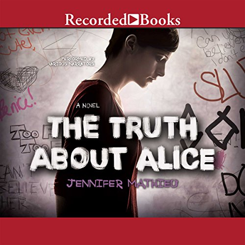 The Truth about Alice audiobook cover art