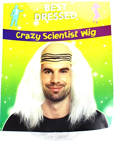 WIG CRAZY SCIENTIST