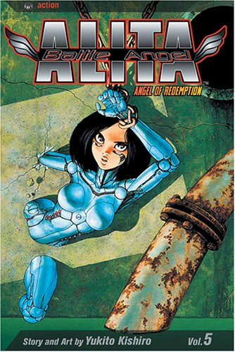 Battle Angel Alita 5: Angel Of Redemption