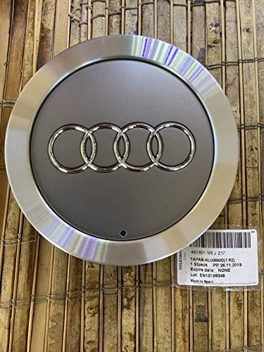 Genuine 15 Alloy Wheel Center Hub Avus Silver Cap 1pcs Audi A4 A6 A8 1998-2010