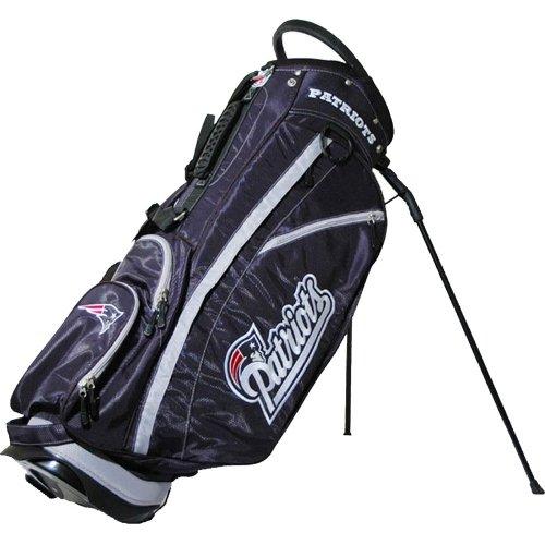 Team Golf NFL New England Patriots Golf Stand Bag