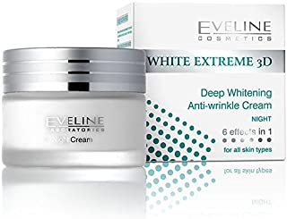 Eveline Deep Whitening Anti Wrinkle Night Cream