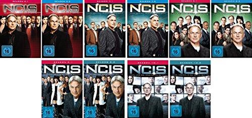Navy CIS - Seasons 6-10 (30 DVDs)