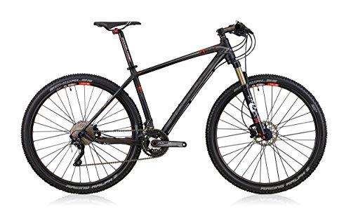 SHOCKBLAZE BK14SB1001 R9 Team 27.5' Mountain Bike, Nero