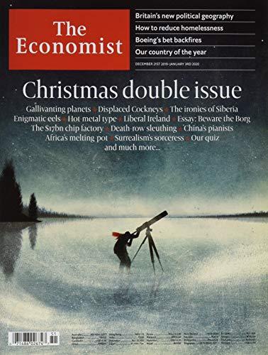 The Economist [UK] December 21 - January 3 2020(単号)