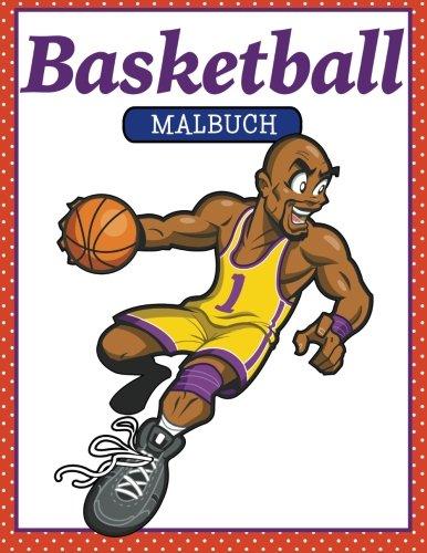 Basketball Malbuch