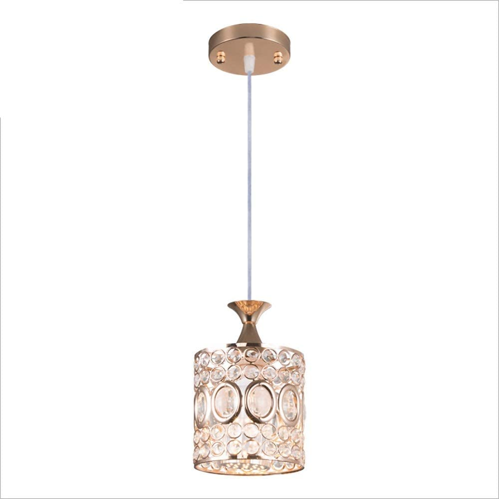 Kuku Crystal Outlet SALE Lampshade Iron Lamp Popular brand in the world Postmodern Body Single Sim Head