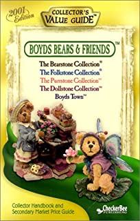 Boyds Bears and Friends Collectors Value Guide