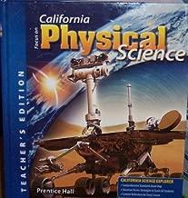 Focus on California Physical Science (California Science Explorer)