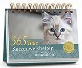365 Tage Katzenweisheiten