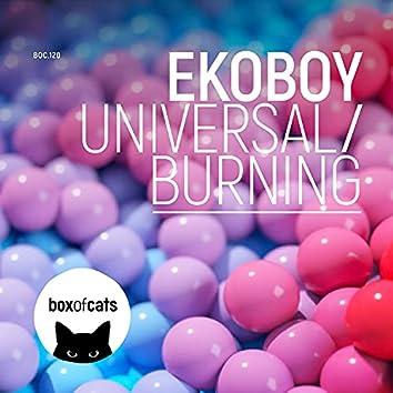 Universal / Burning