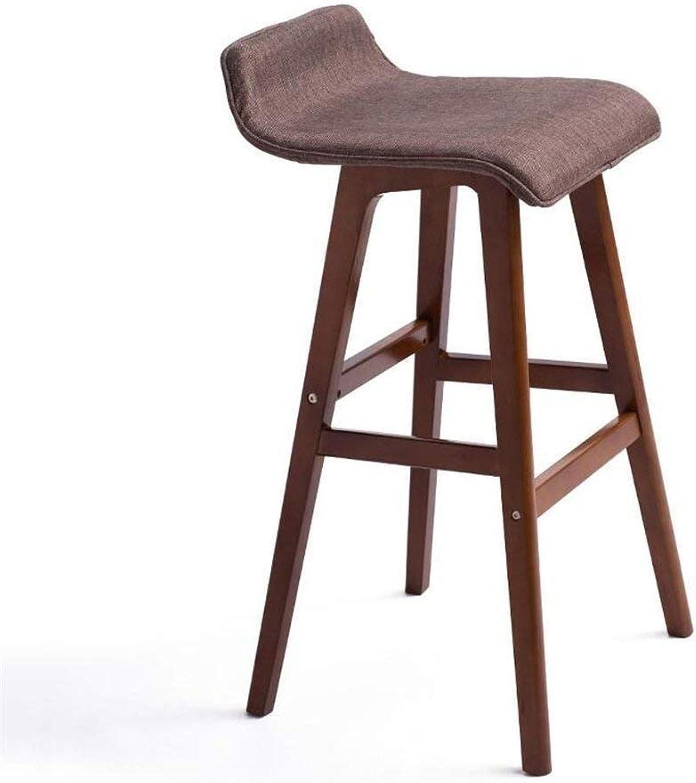 RMXMY Retro Creative European Stool Simple domain bar Counter Creative Stool Chair Simple bar Stool high Stool bar Chair