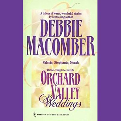 Orchard Valley Weddings cover art