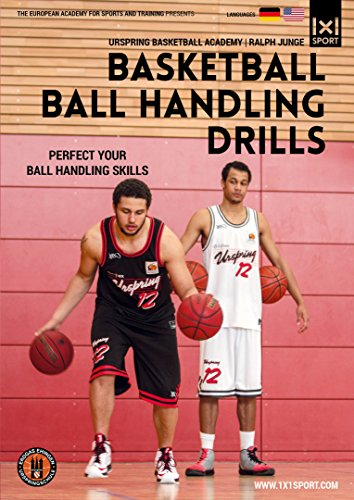 Basketball Ball-Handling Drills - Perfect your Ball Handling Skills