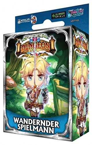 Super Dungeon Explore: • Erweiterung Wandernder Spielmann Deutsche Version