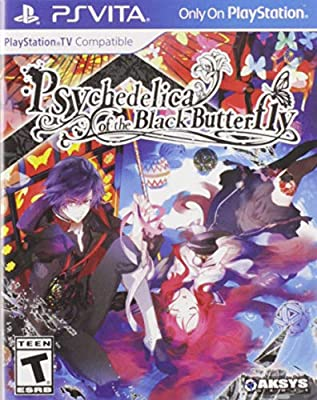 Psychedelica of the Black Butterfly for PlayStation Vita