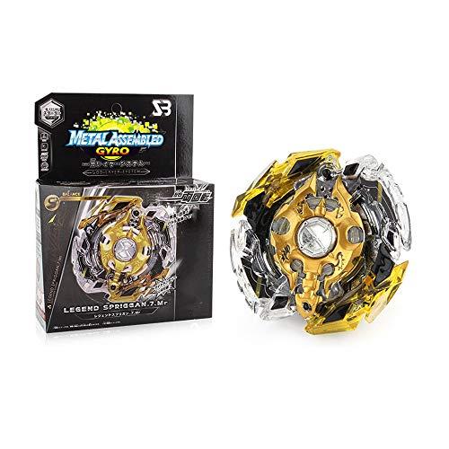 Beyblade Burst Peonzas | Juego de trompos de Combate de giroscopio de Metal de 4D Fusion Model Burst Evolution Combination Series con lanzadores de Juguetes para niños
